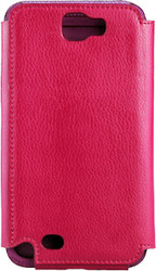 Чехол Nuoku GRACE Pink for Samsung Galaxy Note 2 (GRACEN7100PNK)