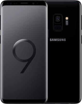Samsung Galaxy S9 Dual SIM 64GB Exynos 9810 (черный бриллиант ... cb1aa7013e2