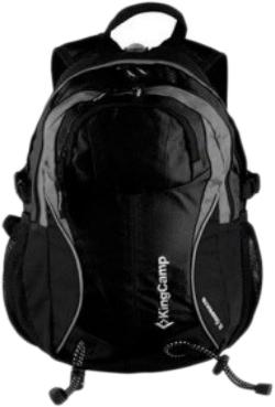 6d20458d2cd0 KingCamp Blueberry 18 (черный)  KB3288  рюкзак купить в Минске
