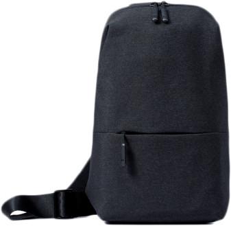 90899fa7474d Xiaomi Mi City Sling Bag (черный) рюкзак купить в Минске