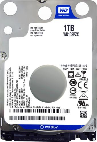 WD Blue 1TB  WD10SPZX  жесткий диск купить в Минске a7708be8274
