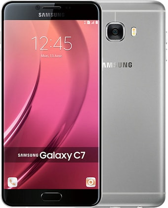 Samsung Galaxy C7 64GB Gray  C7000  смартфон купить в Минске 25a2874d4b7