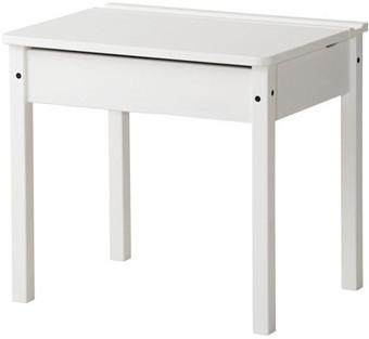 Ikea сундвик белый 20366140 детский стол купить в минске