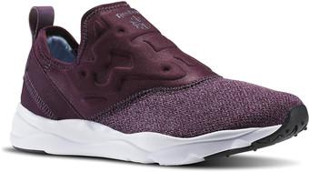3d2044f35745 Reebok Furylite Slip-On City (фиолетовый)  BD1788  кроссовки купить ...