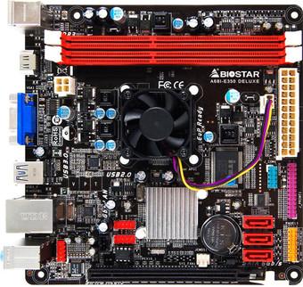 Biostar A68I-E350 DELUXE Ver. 6.x Driver