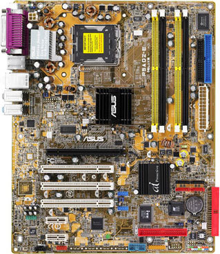 DRIVERS: ASUS P5AD2-E DELUXE INTEL CHIPSET