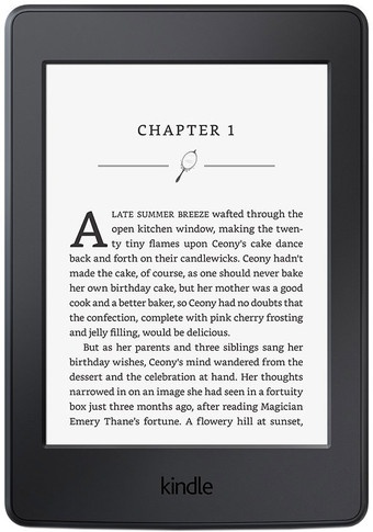 Электронная книга Amazon Kindle Paperwhite 3G (2015 год)