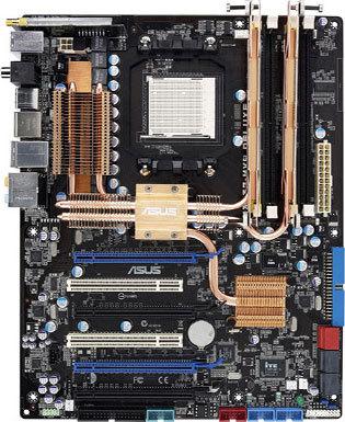 Asus M3A32-MVP DELUXE/WIFI-AP Windows 8 X64