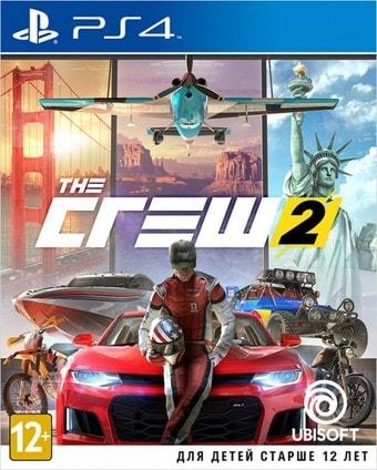 Игра The Crew 2 для PlayStation 4