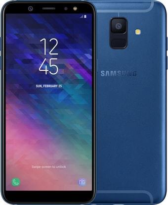 Samsung Galaxy A6 (2018) 3GB 32GB (синий) смартфон купить в Минске b9a43ae92ea