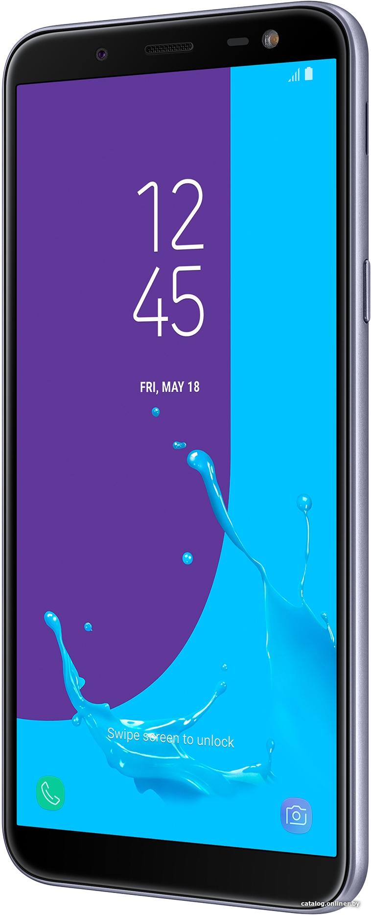 95744a994dc8 Samsung Galaxy J6 3GB/32GB (серый) смартфон купить в Минске