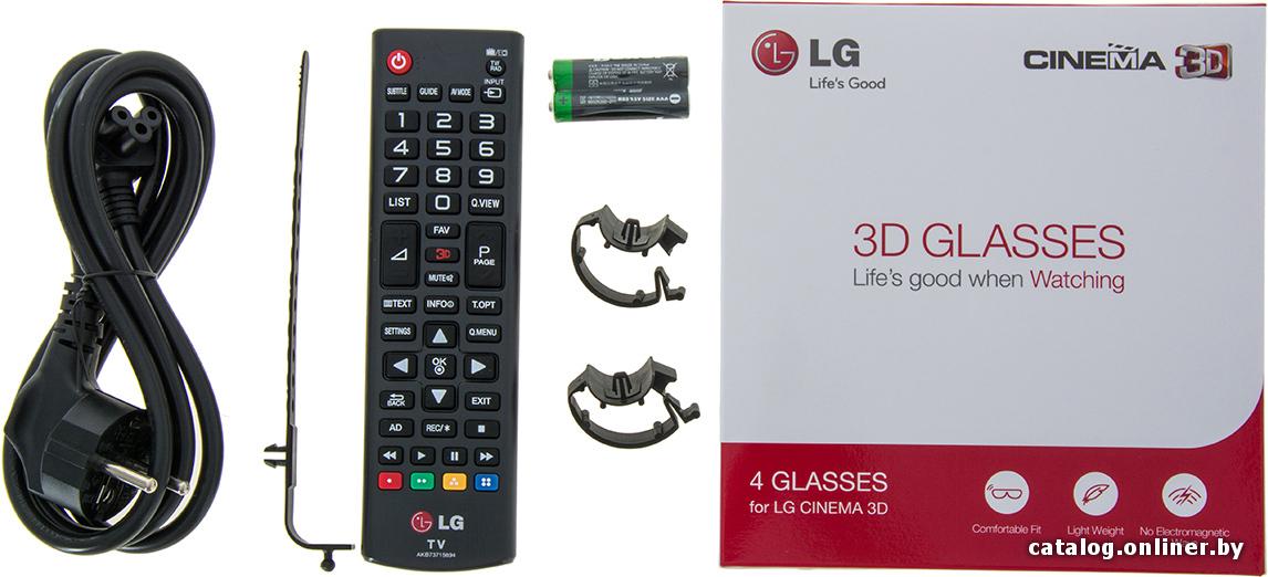Плюсы телевизора LG