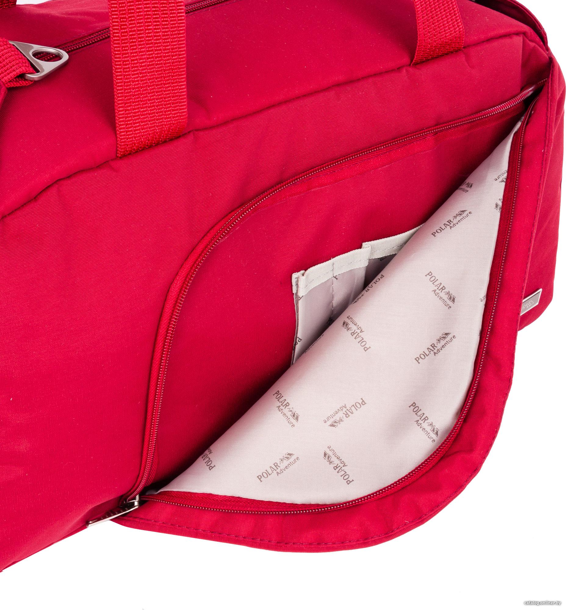 26704515496f Polar П7072 (серый) сумку купить в Минске