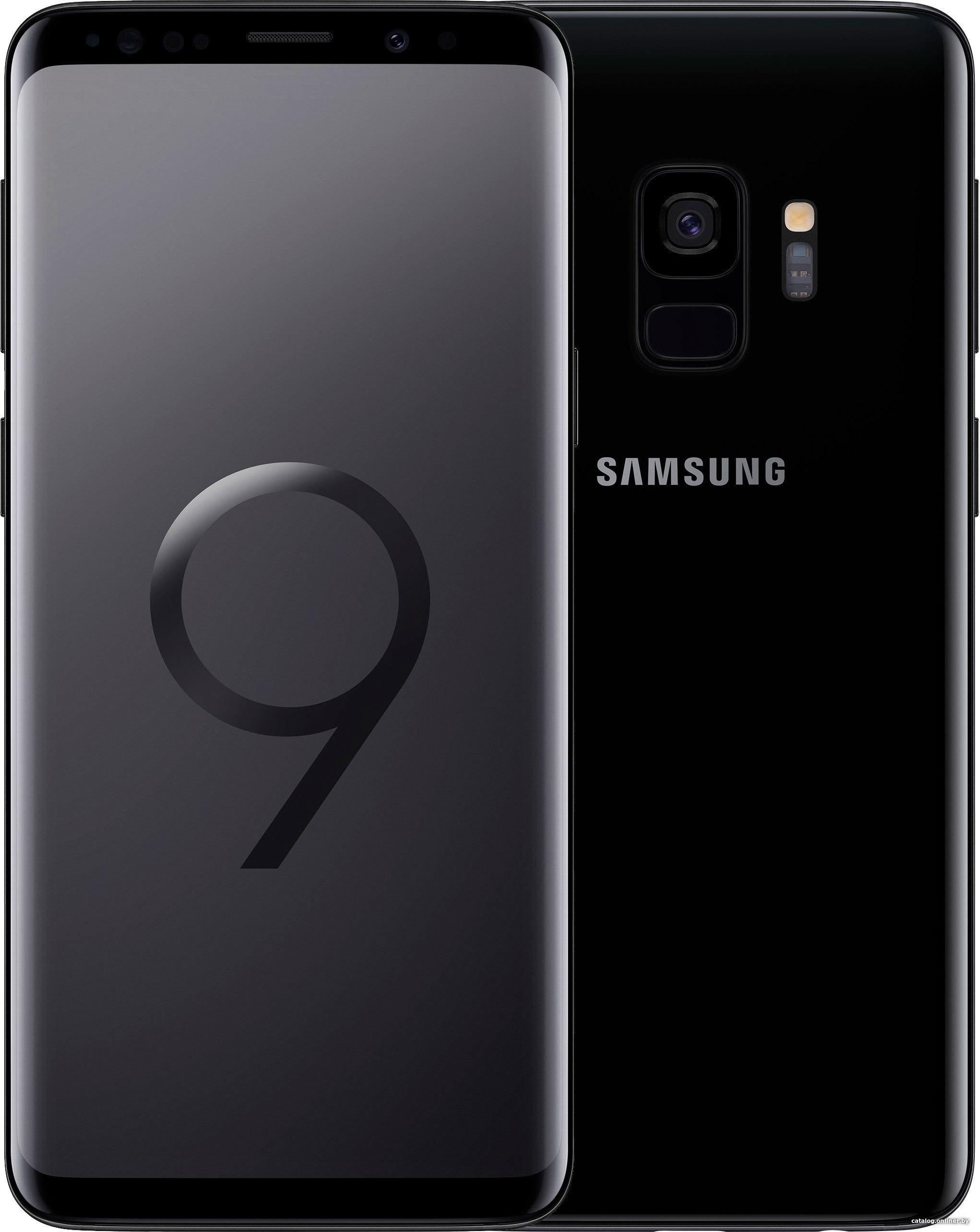 Обзор смартфонов Samsung Galaxy S9 S9+ и сравнение с Galaxy S8 S8+ 9aa1ae6f7f9