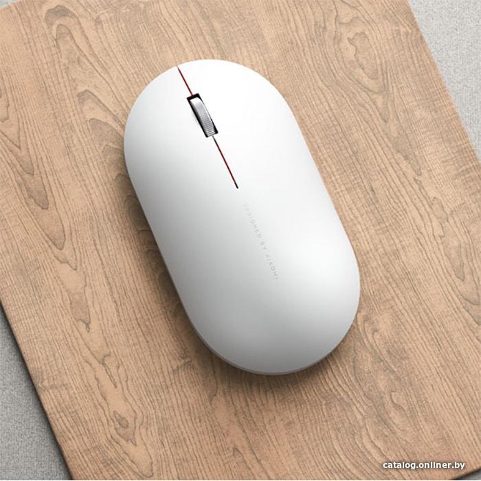 Xiaomi Mi Wireless Mouse 2 (белый) Image #5