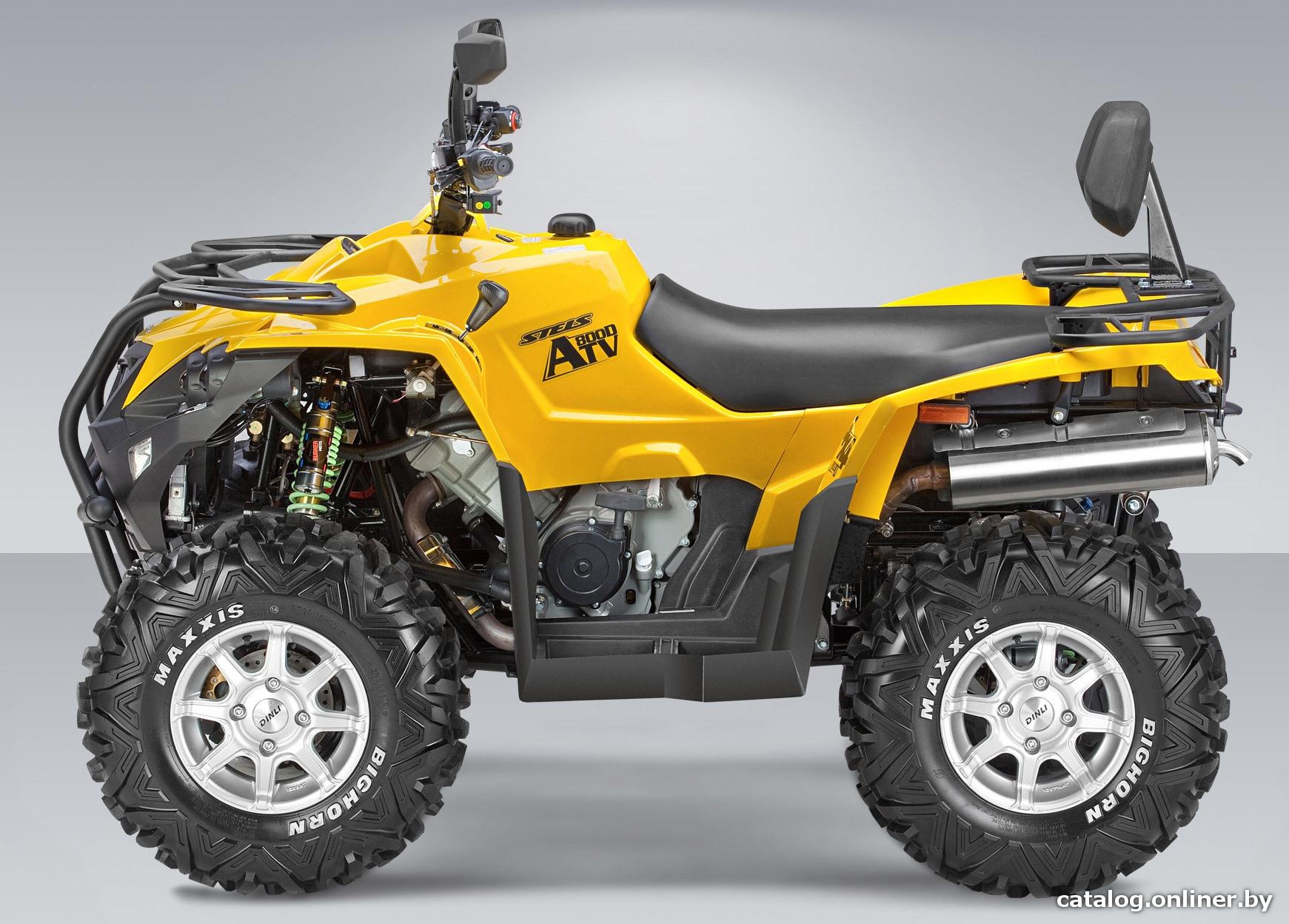 Квадроцикл Stels ATV 800 EFI.  Фото 0.