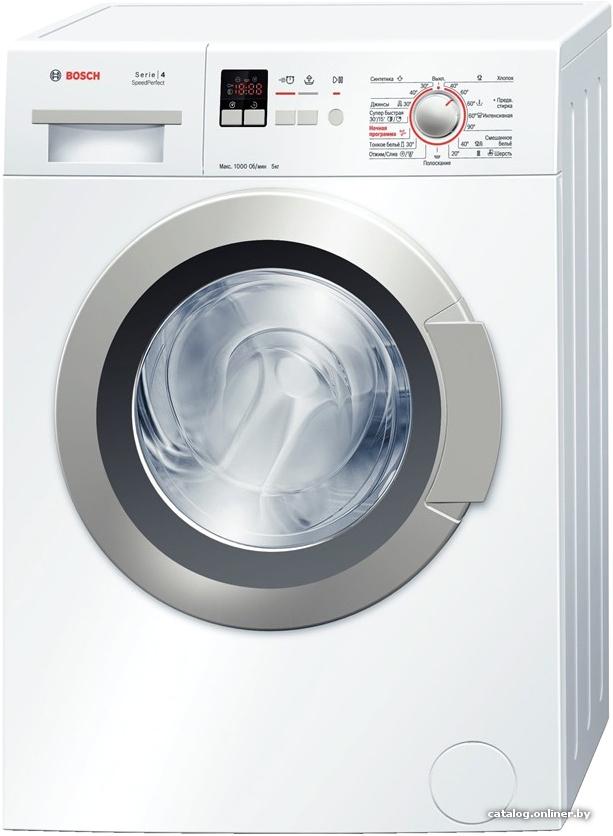 стиральная машина bosch wlk202400e инструкция