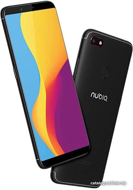 Nubia V18 4GB/64GB международная версия (черный) Image #5