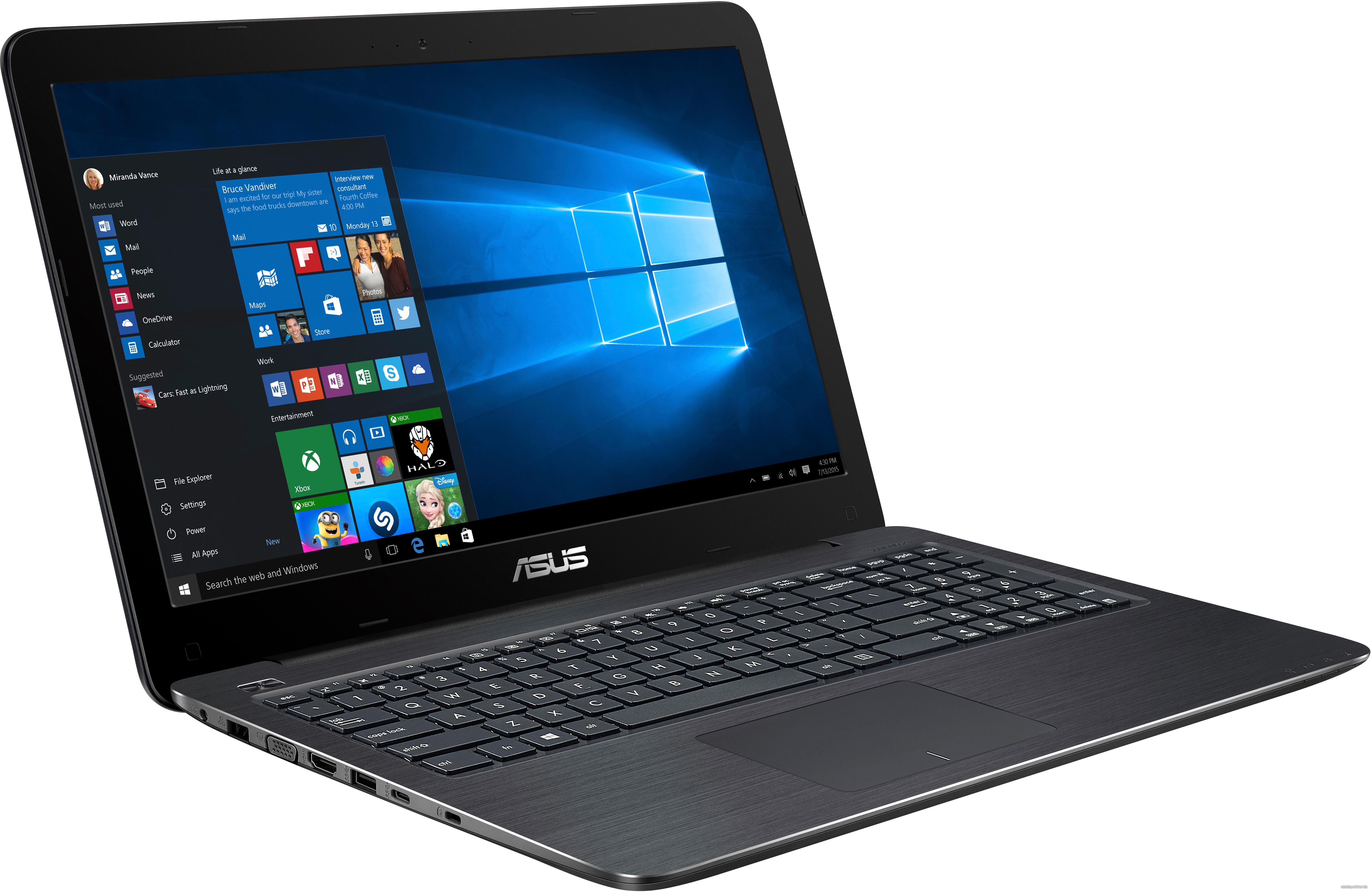 Download Drivers: Asus VivoBook X556UAK Laptop