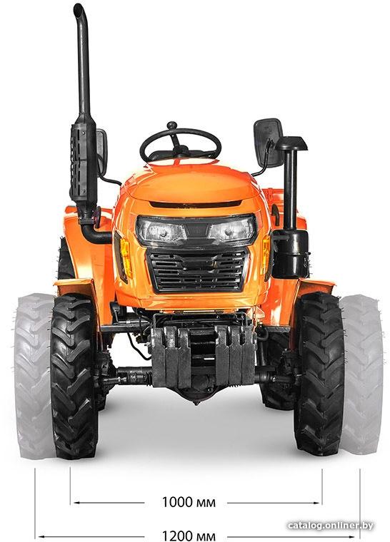 f5542372949c Кентавр Т-224 мини-трактор купить в Минске