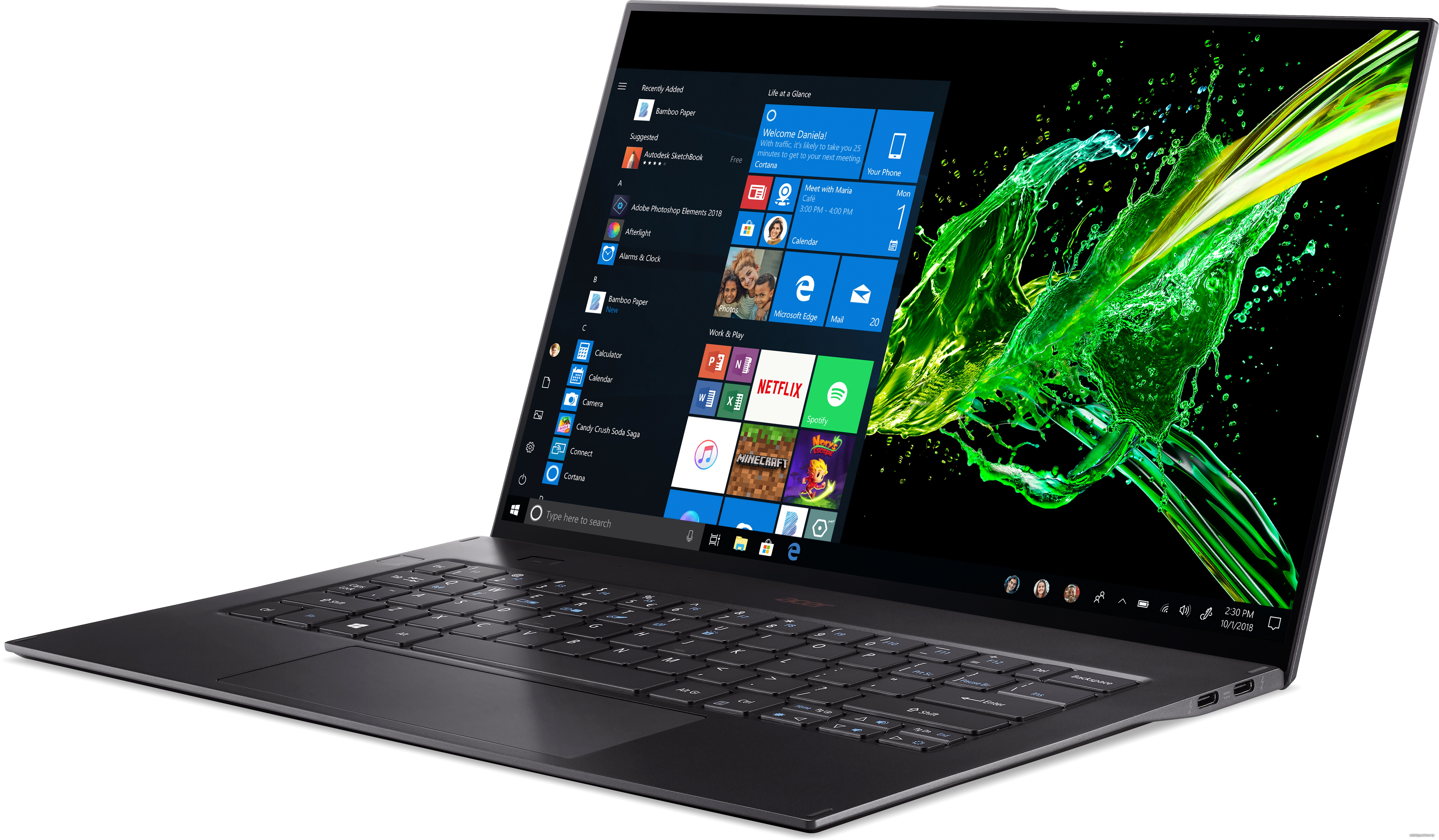 Acer Swift 7 SF714-52T-72EV NX.HB4EP.005 Image #4