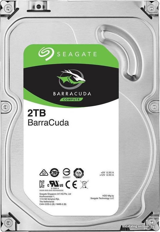 Seagate Barracuda 2TB ST2000DM008 жесткий диск купить в Минске a7d404f3159