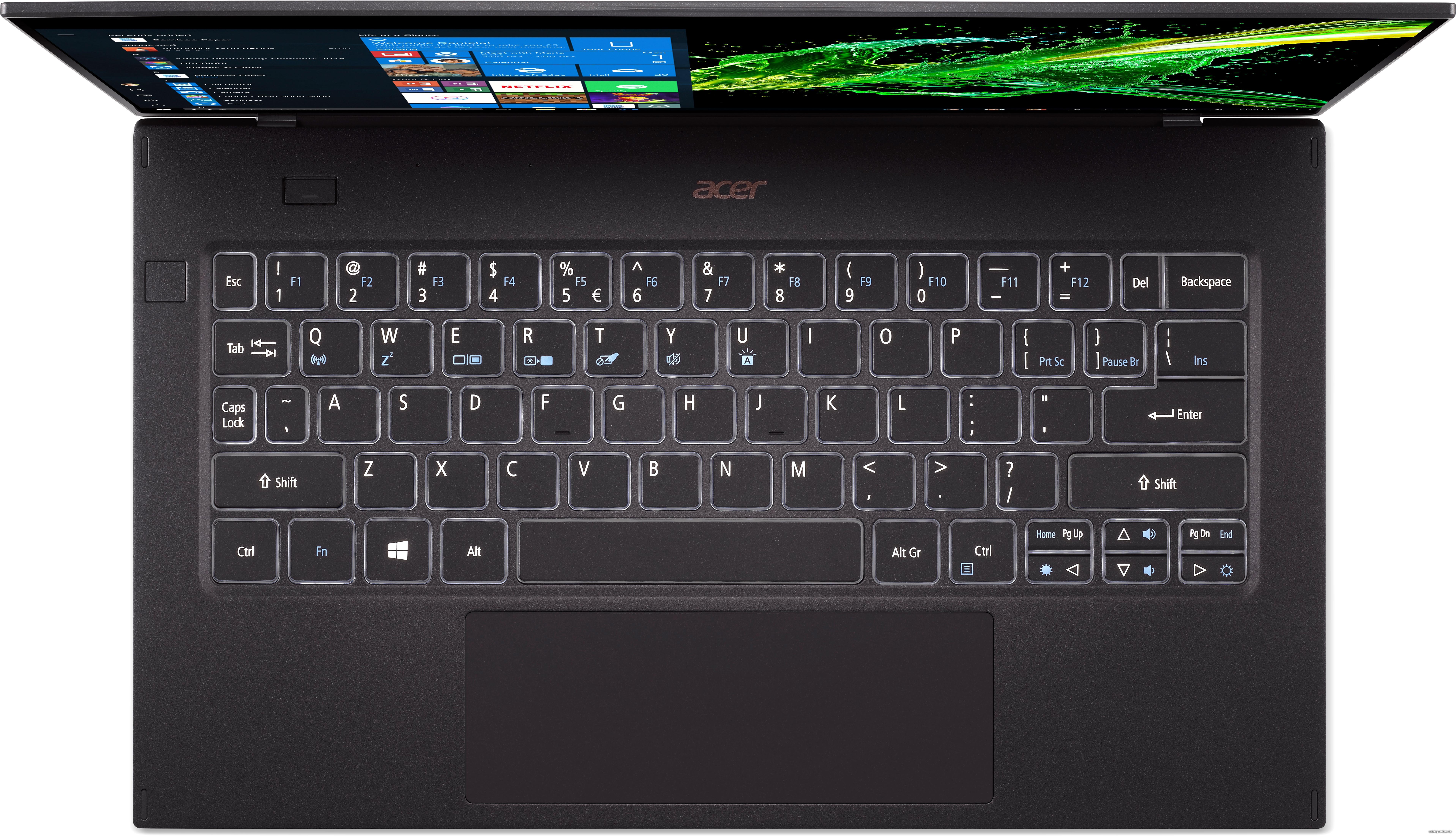 Acer Swift 7 SF714-52T-72EV NX.HB4EP.005 Image #7