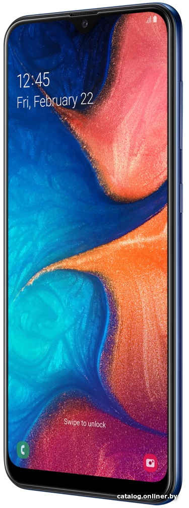 Samsung Galaxy A20 3GB/32GB (синий) Image #4