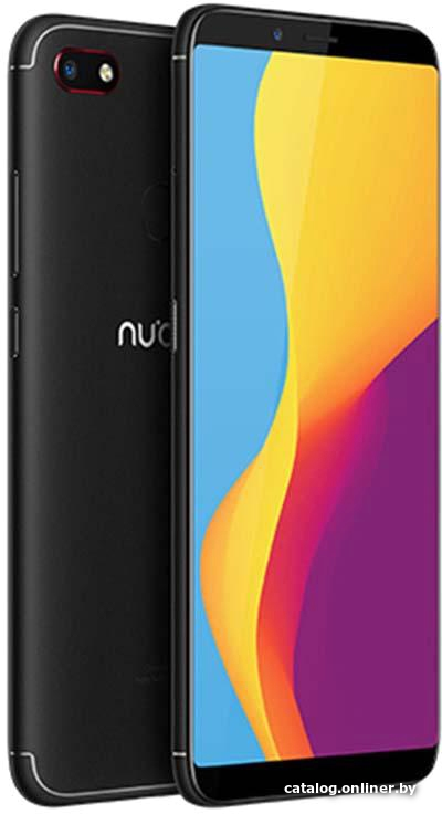 Nubia V18 4GB/64GB международная версия (черный) Image #4
