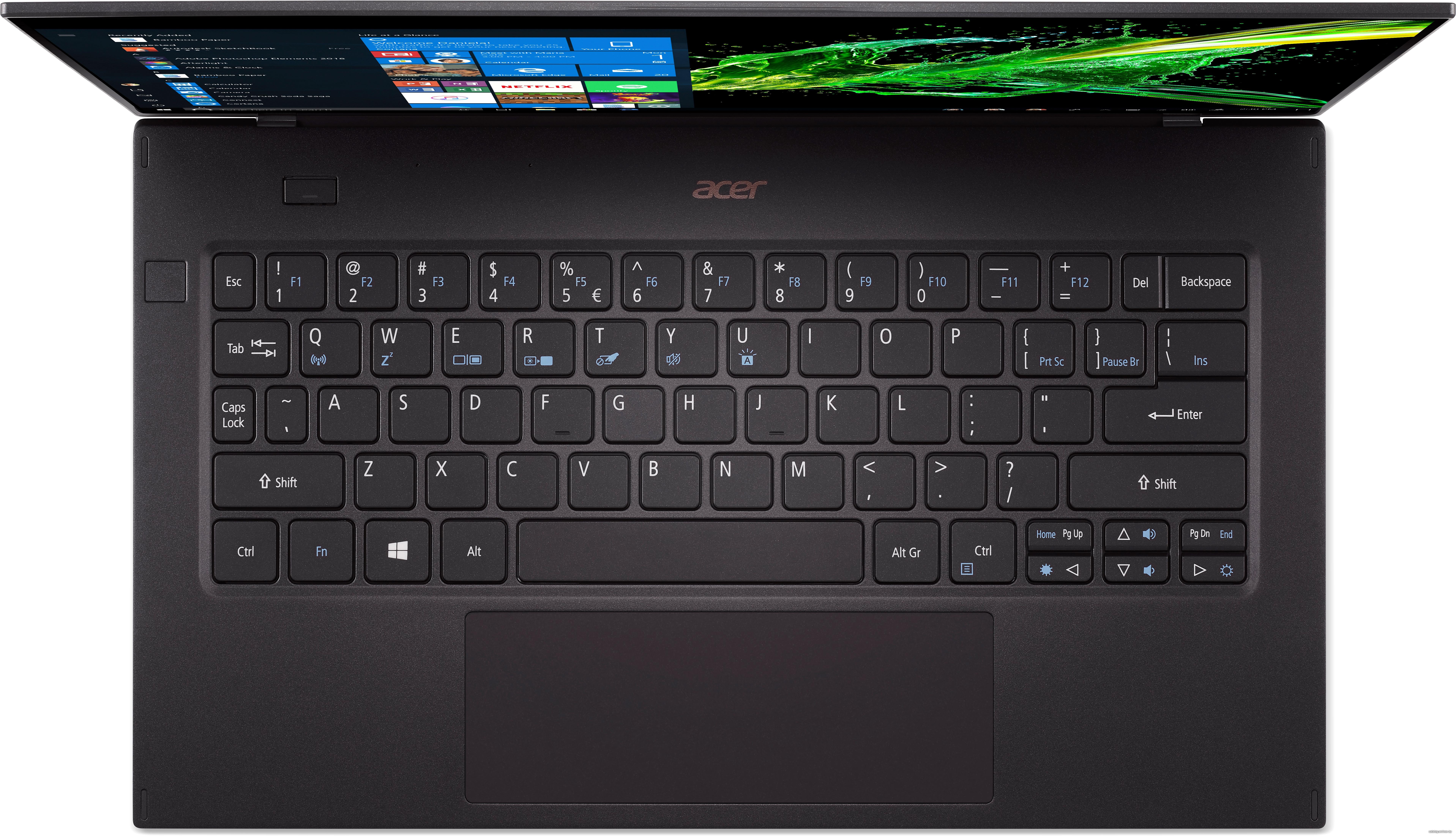 Acer Swift 7 SF714-52T-72EV NX.HB4EP.005 Image #6