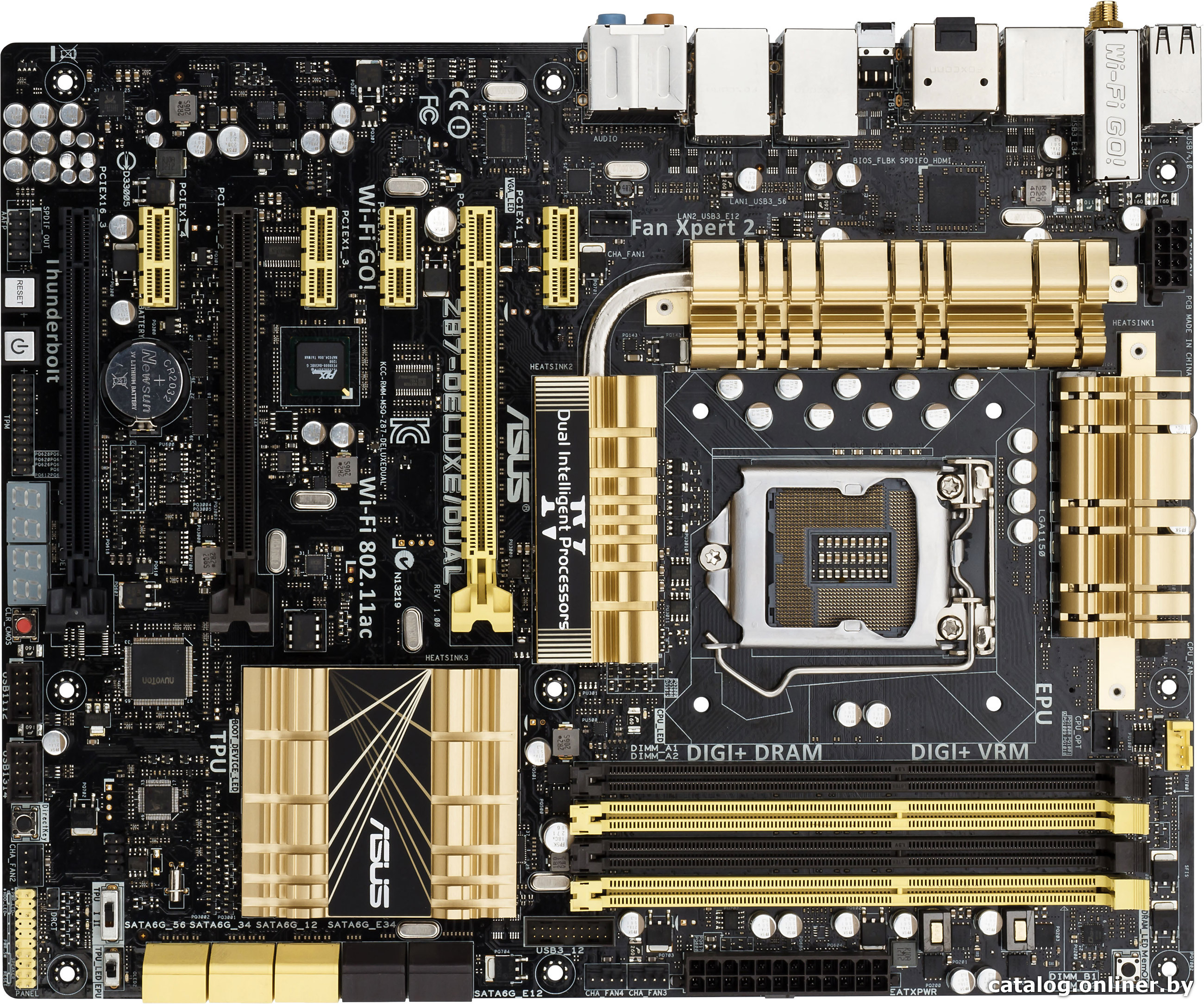 ASUS Z87-DELUXEDUAL MOTHERBOARD TELECHARGER PILOTE