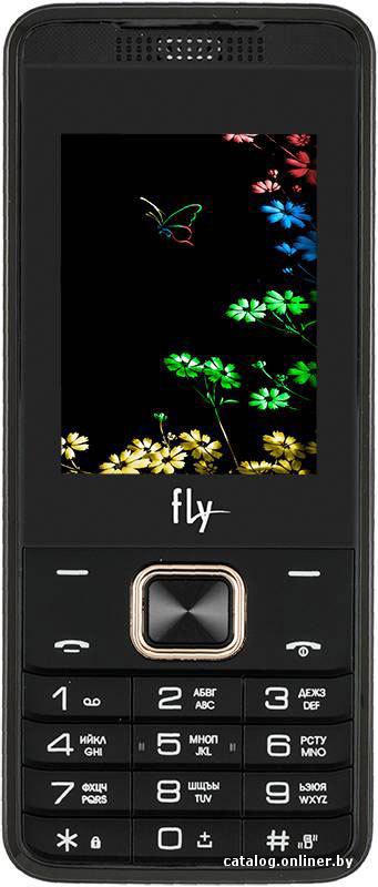 a5666fb7f47e6 Fly FF245 Champagne мобильный телефон купить в Минске