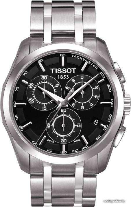 Tissot Couturier Quartz Chronograph (T035.617.11.051.00) a168801bd34ed