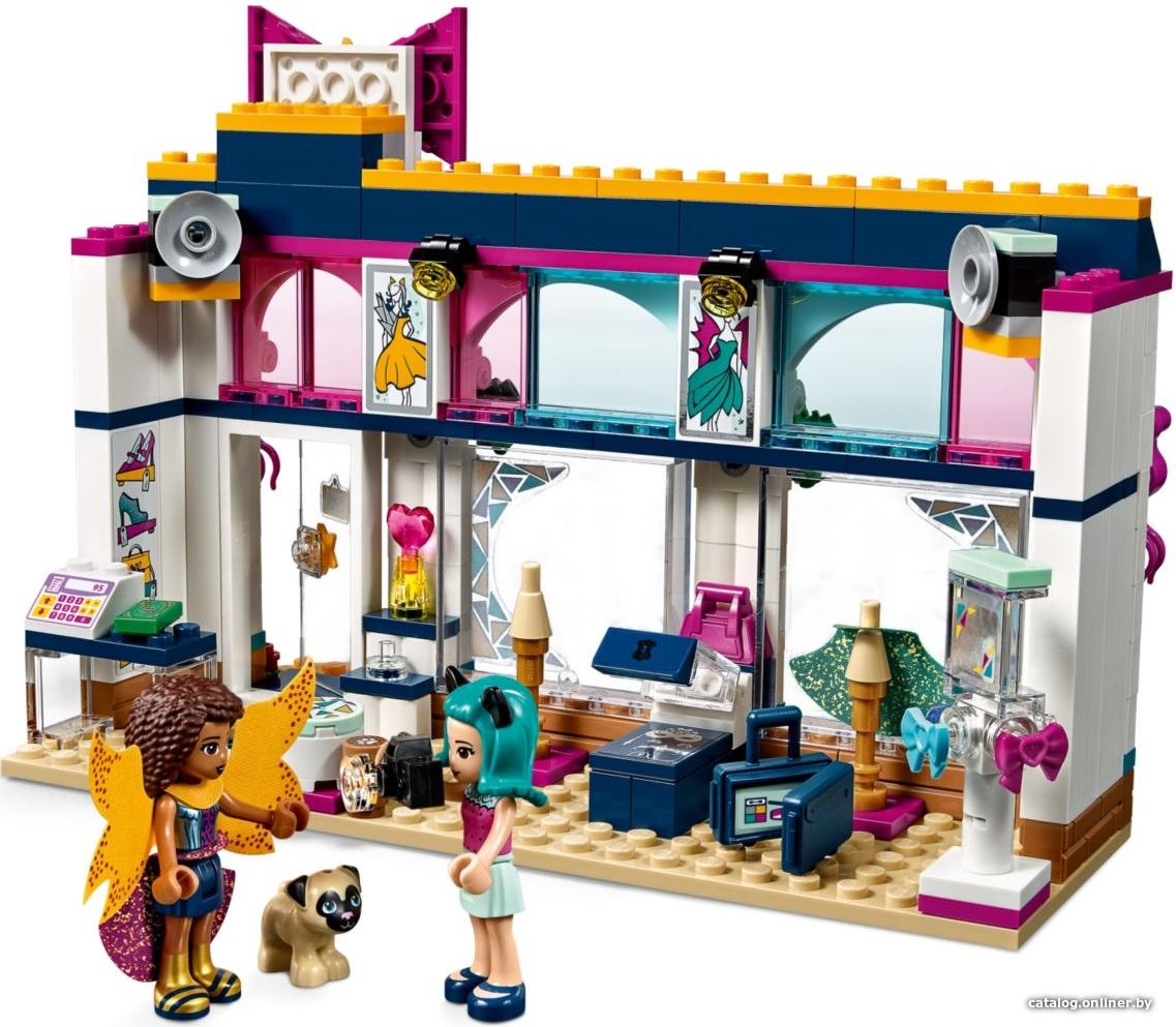7ea464cc881d5 LEGO Friends 41344 Магазин аксессуаров Андреа конструктор купить в Минске