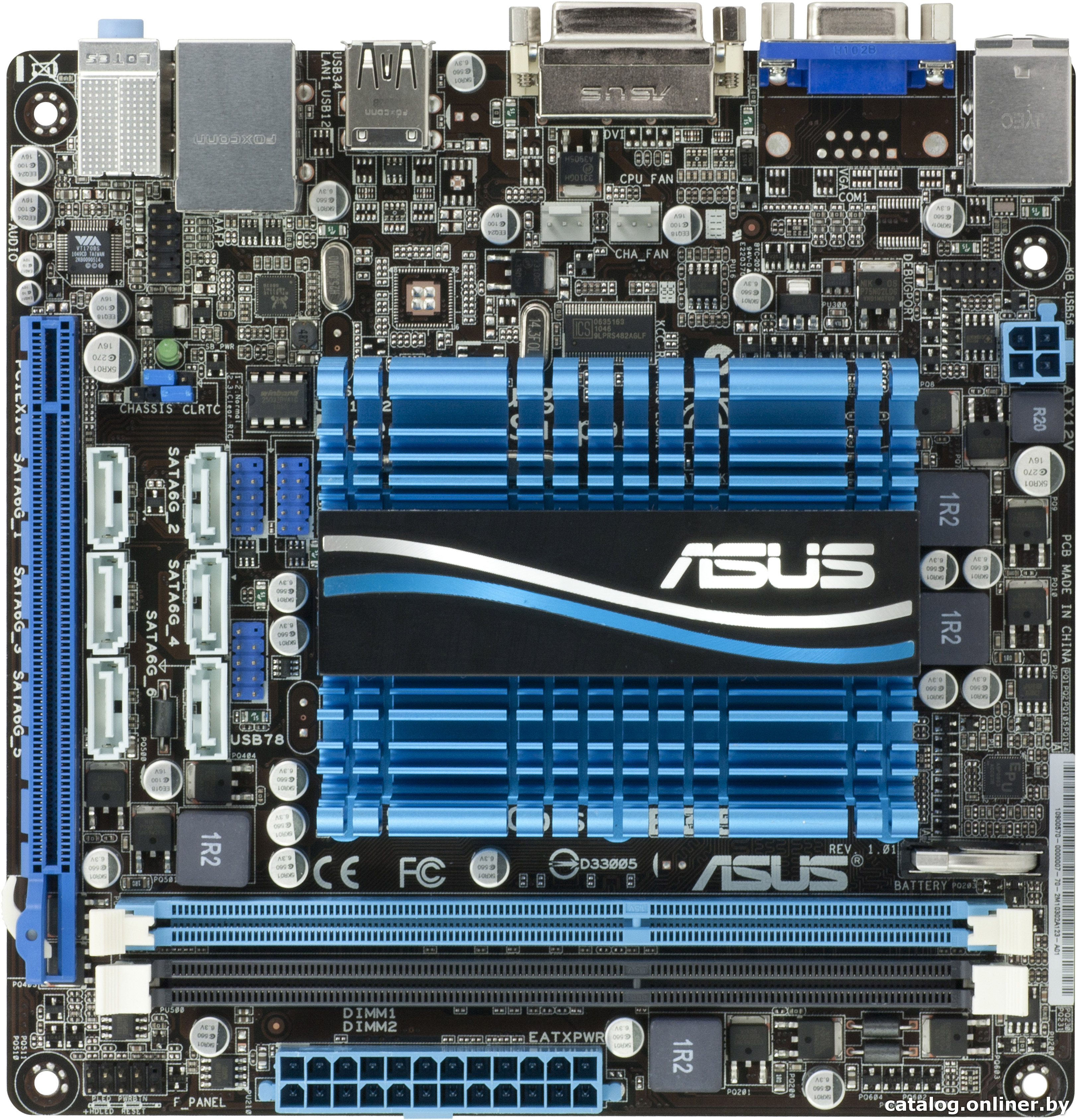 NEW DRIVER: ASUS C60M1-I MOTHERBOARD