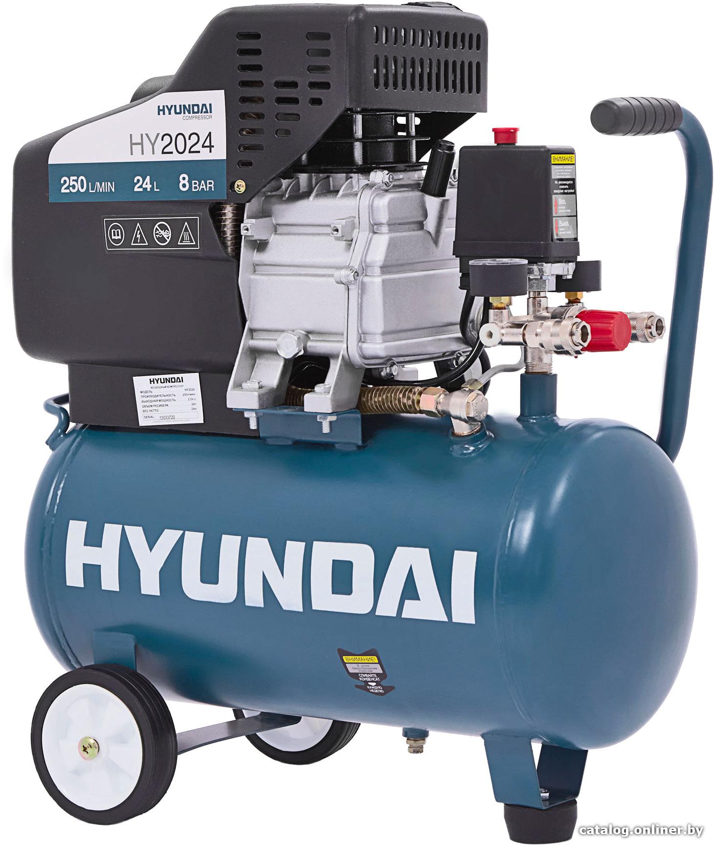компрессор воздушный hyundai hy 2024