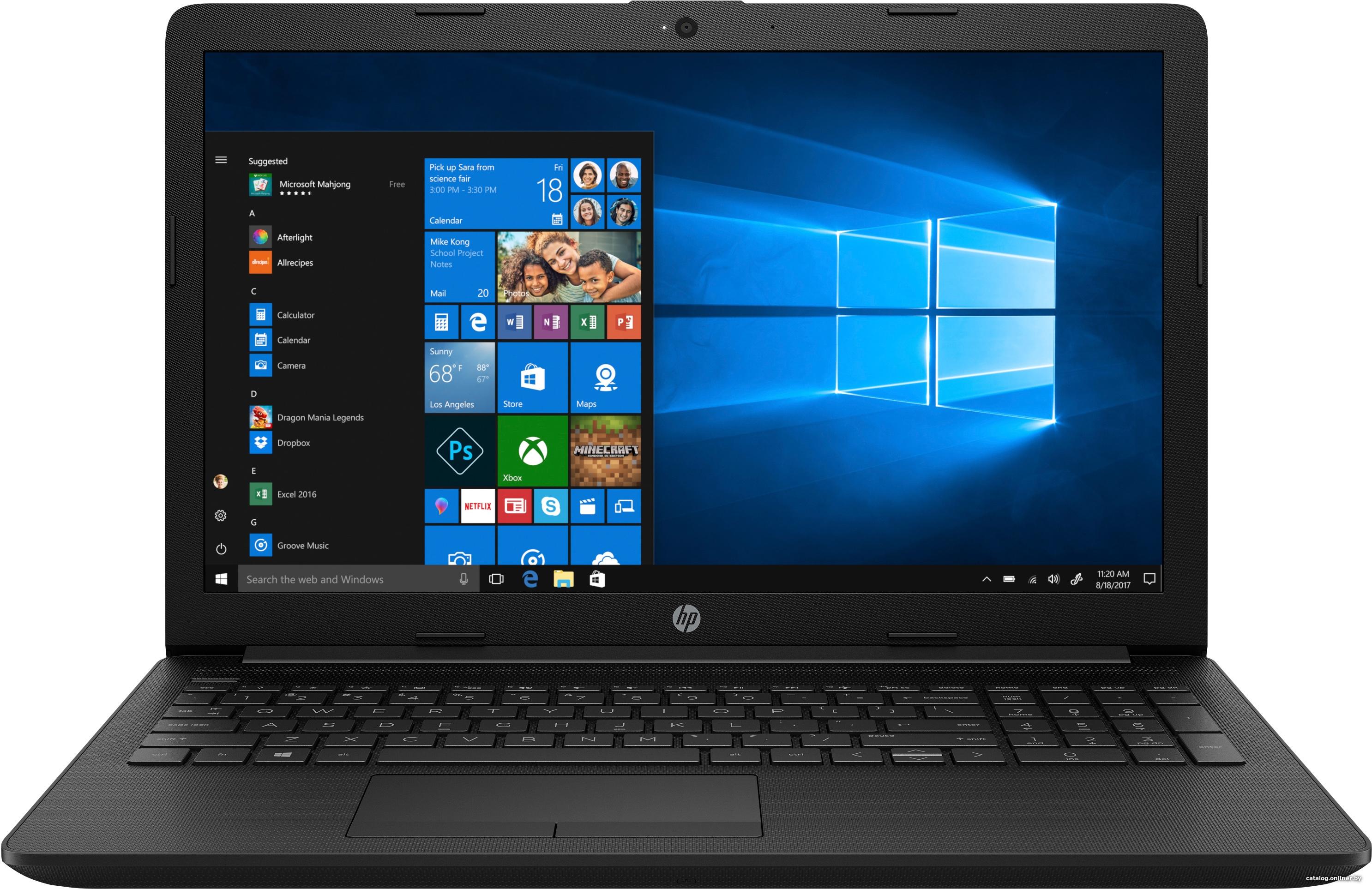 HP 15-da1009ur 5GY19EA ноутбук купить в Минске c61125974aa