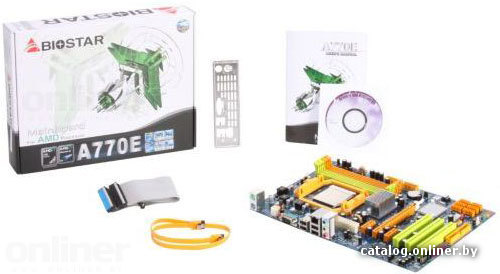 Driver: Biostar A770E Ver. 6.3 Realtek LAN
