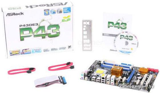 Asrock P43DE3 VIA HD Audio Driver Download (2019)