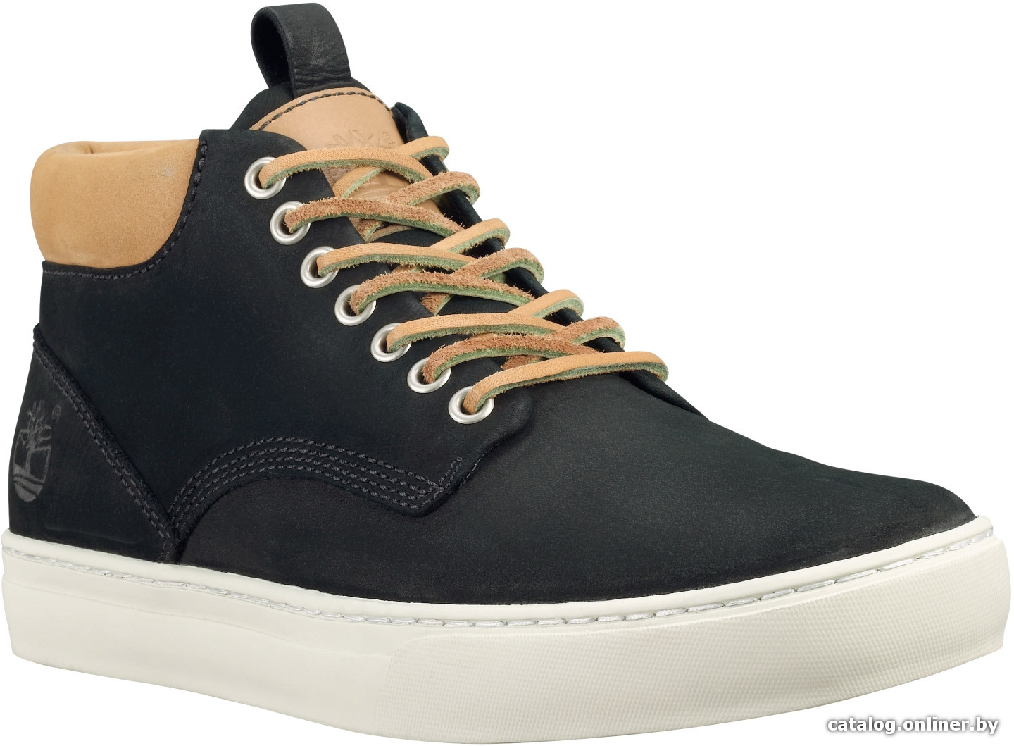 Timberland Earthkeepers Adventure Cupsole Chukka Shoes черный (3301A ... fbb1b640f58