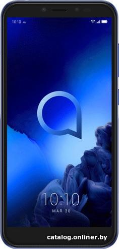 Alcatel 1S (синий) Image #2