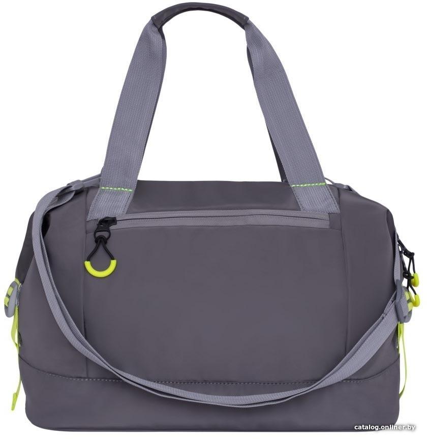 a37e39aeb79d Grizzly TD-841-2/3 (серый) сумку купить в Минске