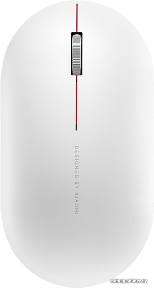 Xiaomi Mi Wireless Mouse 2 (белый) Image #1