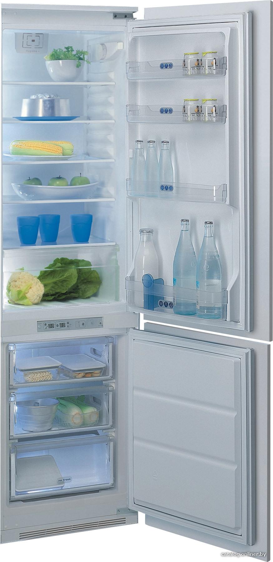 холодильник вирпул схема встраивания