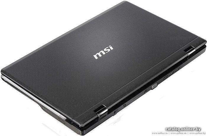 MSI CX605 Notebook ATI VGA Windows Vista 64-BIT