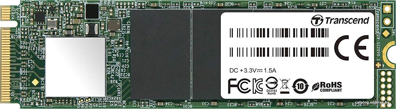 Transcend 110S 256GB TS256GMTE110S SSD купить в Минске 9e086754a01