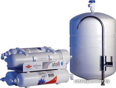 Atoll A-450 STD Compact систему обратного осмоса купить в Минске