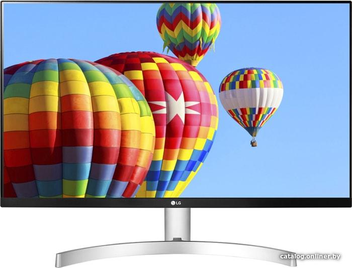 LG 27ML600S-W монитор купить в Минске