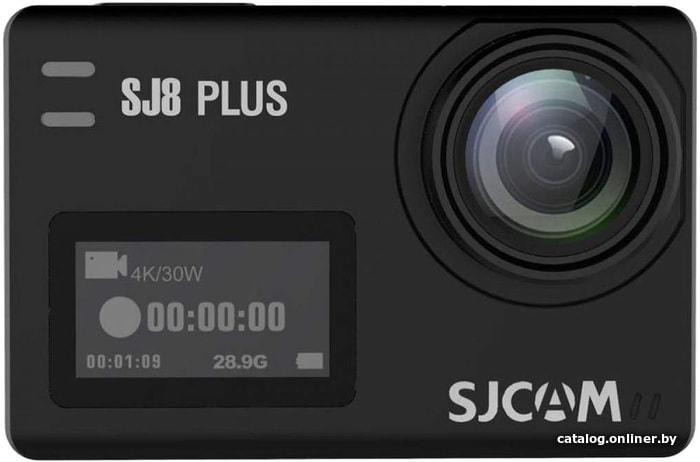 SJCAM SJ8 Plus Full Set box (черный) экшен-камеру купить в Минске