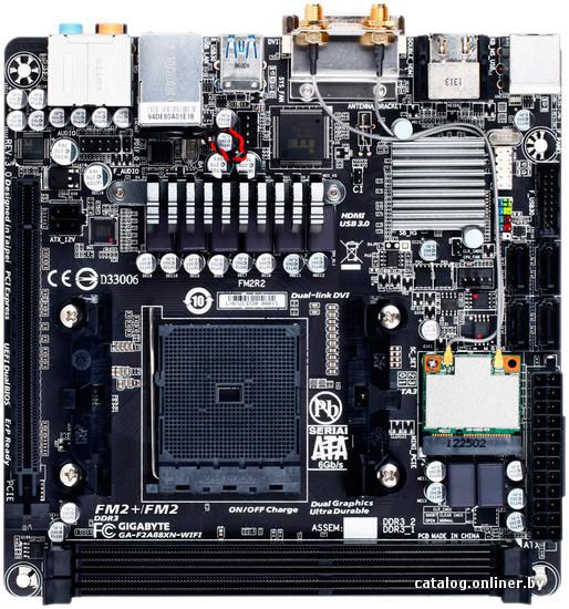 gigabyte ga-f2a88xn-wifi fm2+/fm2 a88xm-e